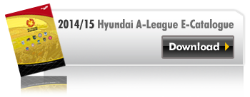 2014/15 Hyundai A-League Brochure Thumbnail