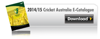 2014/15 Cricket Australia Brochure Thumbnail