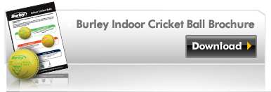 2014 Burley Indoor Cricket Balls Brochure