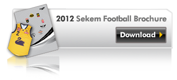 Sekem Football Brochure 2012