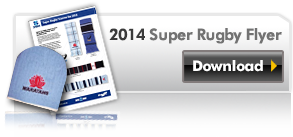 Super Rugby Brochure 2014