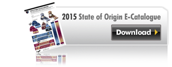 State of Origin 2015 Flyer